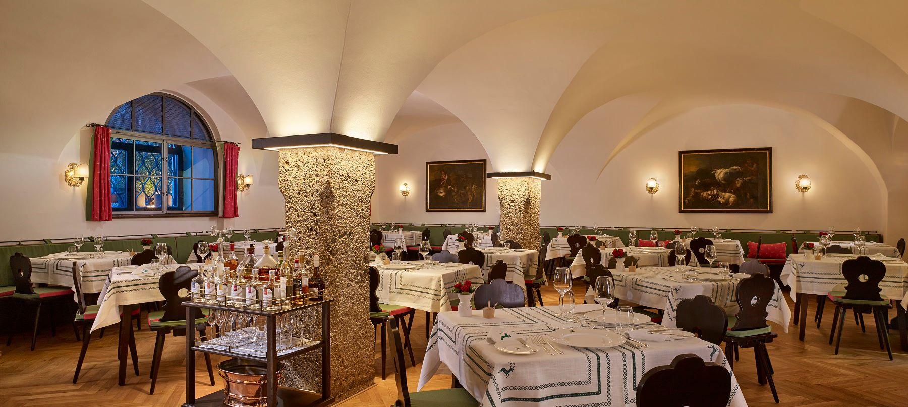 Restaurant Goldener Hirsch